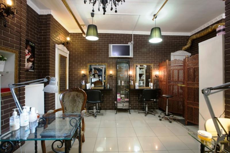 Салон красоты в стиле Лофт у м.Юго-Западная фото 9