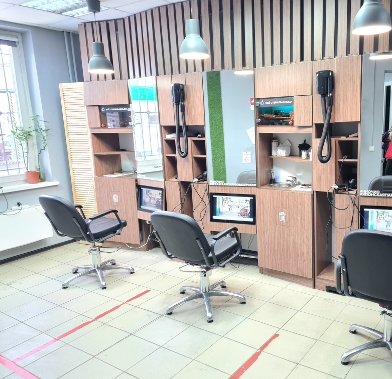 Cалон - парикмахерская в р-не Новокосино Купить 7