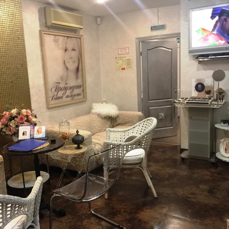 Салон красоты бизнес-класса на Юго-Западе фото 5