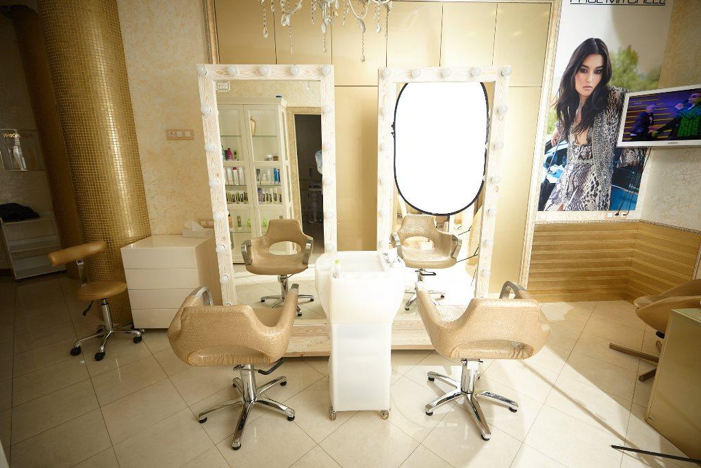 Салон красоты Премиум-класса у м.Беломорская фото 1