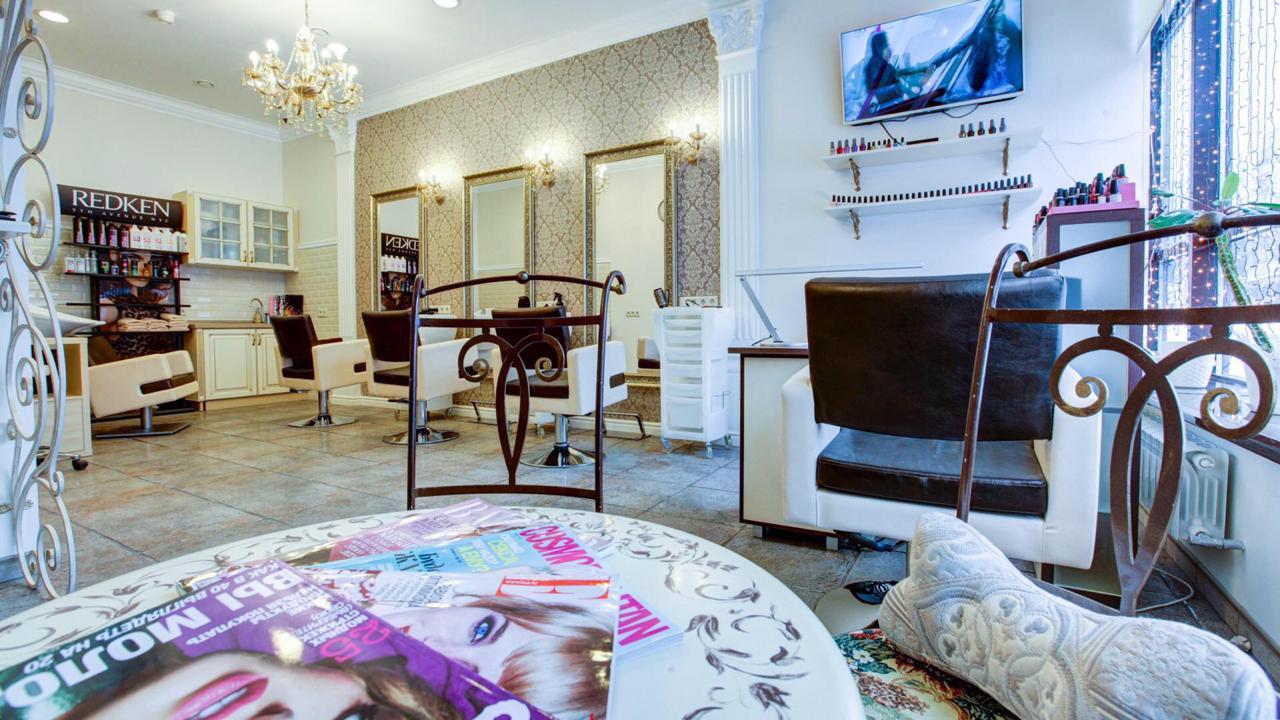 Салон красоты Бизнес-класса в р-не Беляево Купить 7