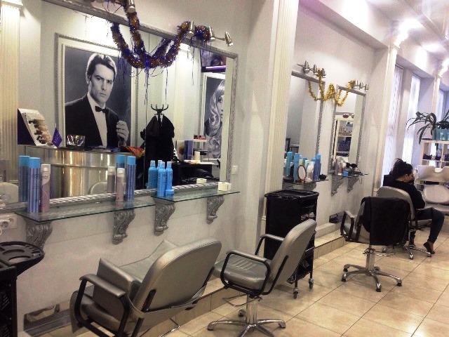 Салон красоты бизнес класса в тц г