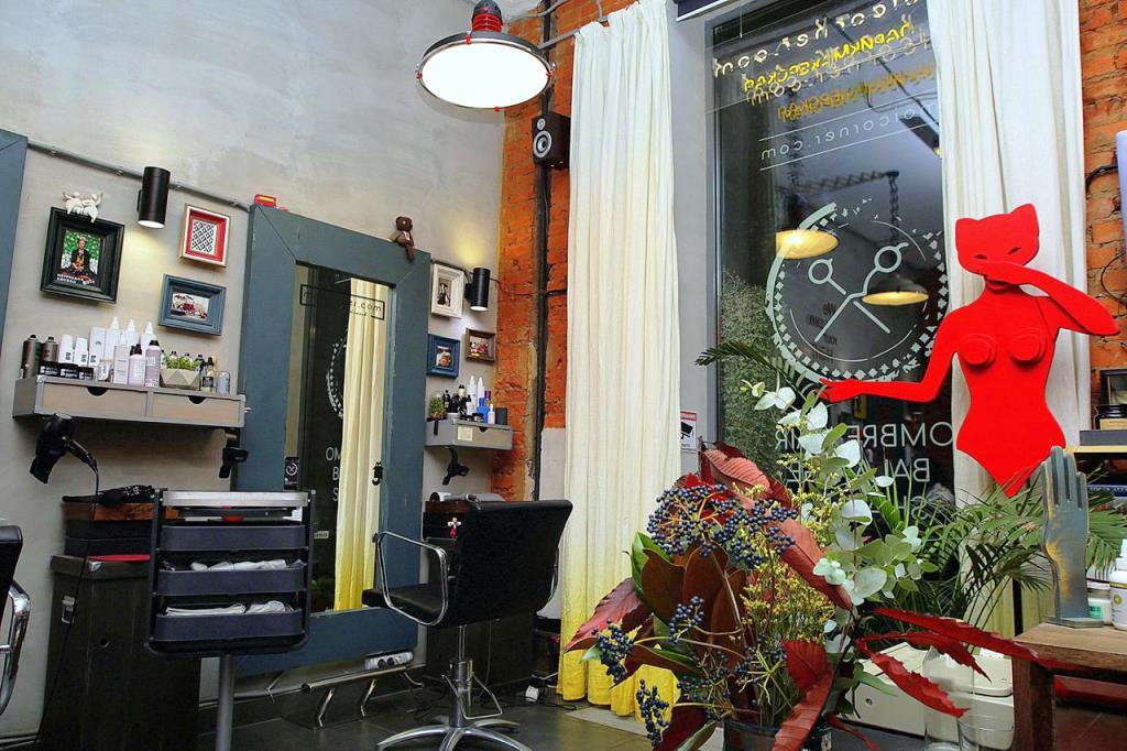 Студия красоты в стиле ЛОФТ у м.Тульская фото 2