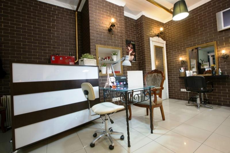 Салон красоты в стиле Лофт у м.Юго-Западная фото 1
