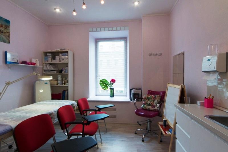 Салон красоты Премиум-класса с мед.лицензией у м.Курская фото 2
