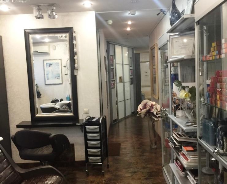 Салон красоты бизнес-класса на Юго-Западе в собственность!