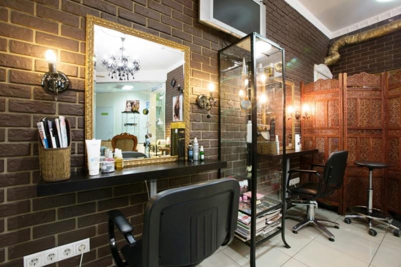 Салон красоты в стиле Лофт у м.Юго-Западная фото 6