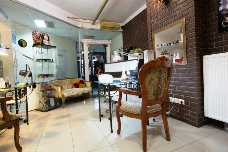Салон красоты в стиле Лофт у м.Юго-Западная фото 2