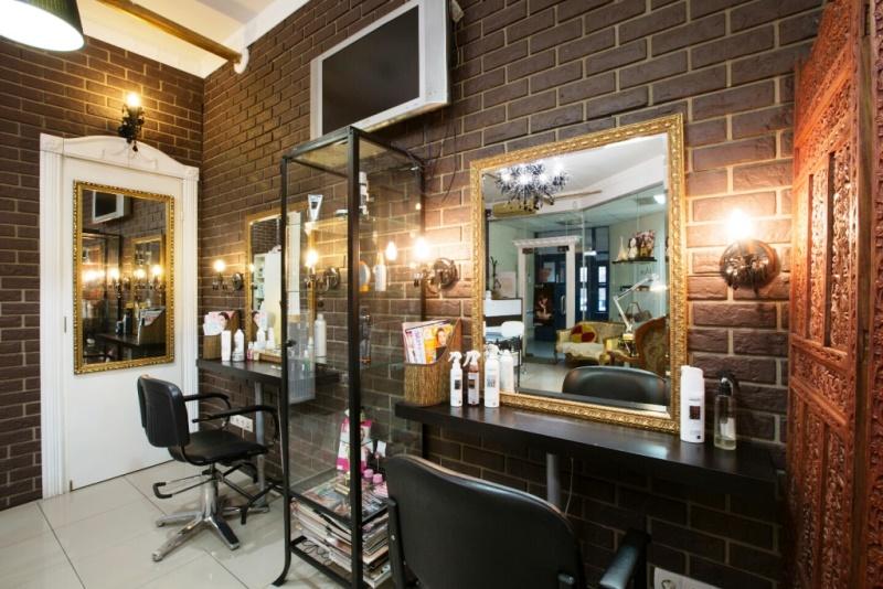 Салон красоты в стиле Лофт у м.Юго-Западная фото 7