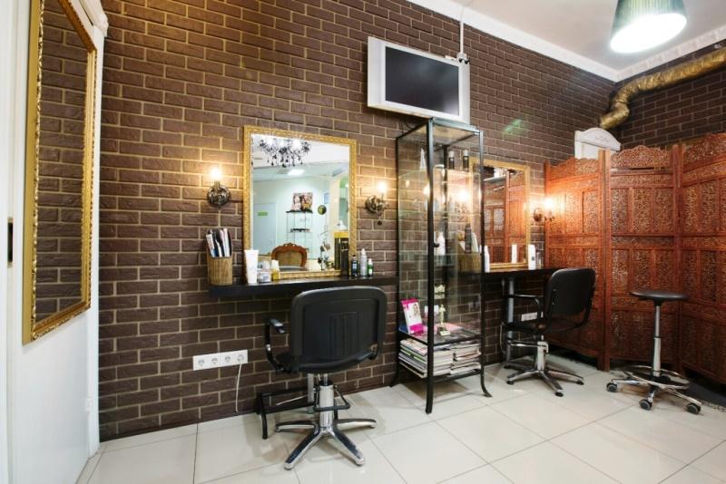 Салон красоты в стиле Лофт у м.Юго-Западная фото 5