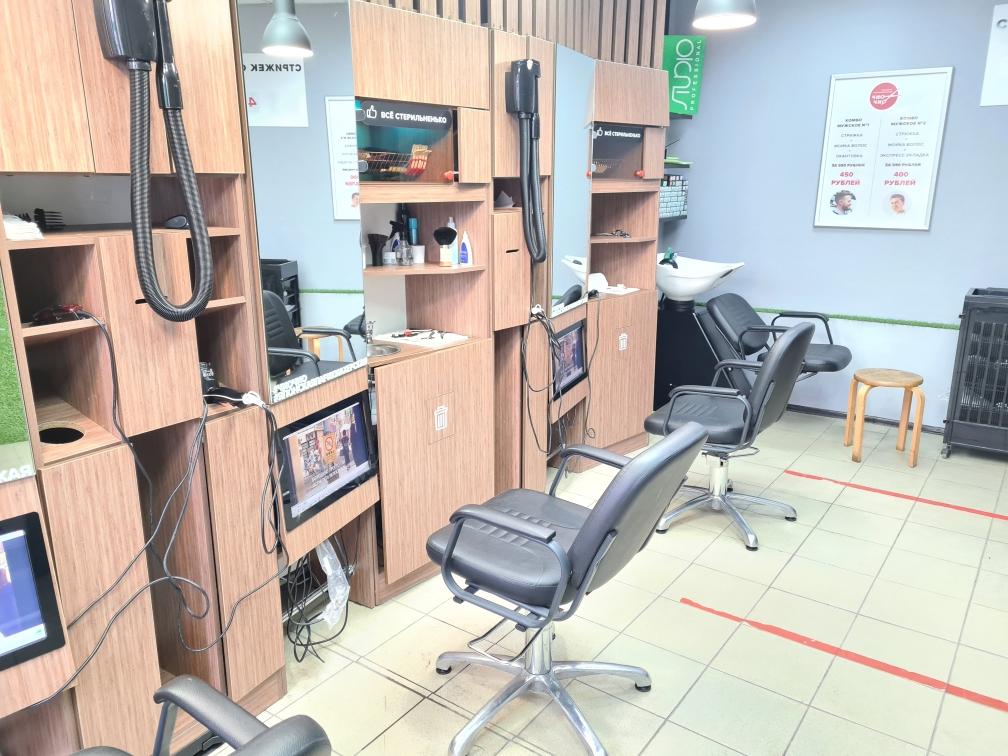 Cалон - парикмахерская в р-не Новокосино Купить 2
