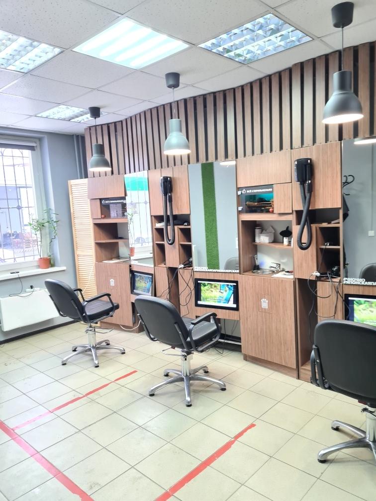 Cалон - парикмахерская в р-не Новокосино Купить 8