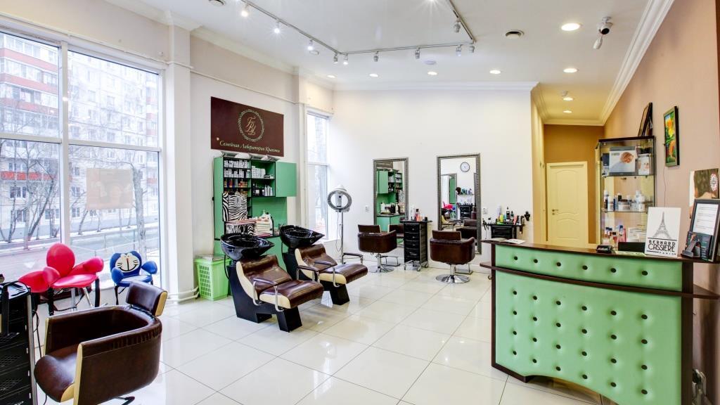 продажа парикмахерской в москве