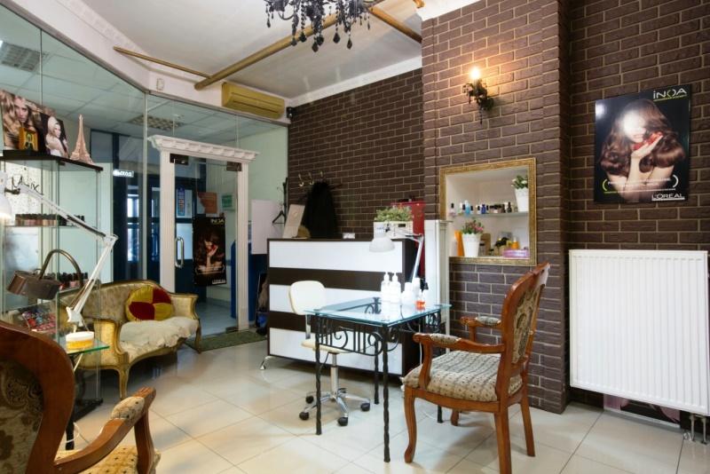 Салон красоты в стиле Лофт у м.Юго-Западная