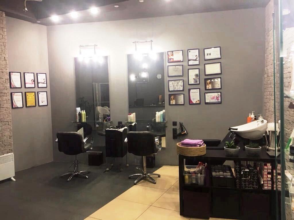 продам салон красоты с косметологией