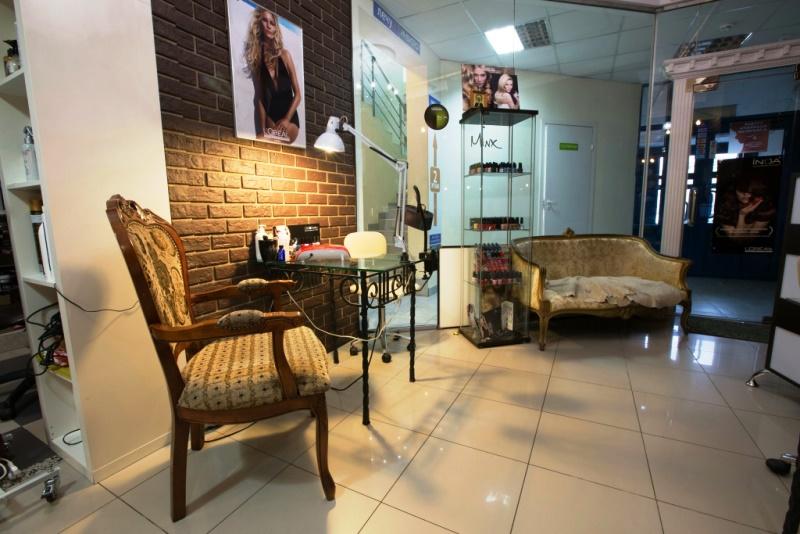 Салон красоты в стиле Лофт у м.Юго-Западная фото 4