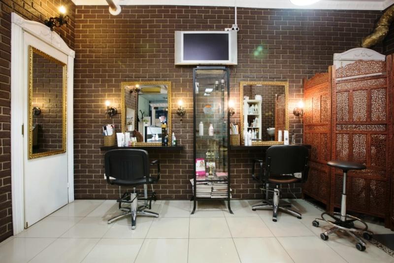 Салон красоты в стиле Лофт у м.Юго-Западная фото 8